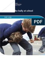 Children Who Bully at School_Lodge 2014