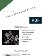 Mineralogía ULS