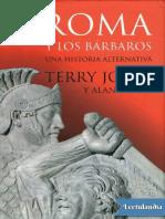 Roma y Los Barbaros
