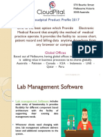 Innovative Features of Lab Management Software
