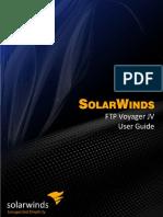 FTP Voyager JV User Guide
