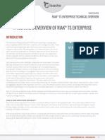 RiakTS Enterprise Technical Overview