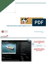 Cómo registrar automáticamente posts y publicaciones web en Safe Creative