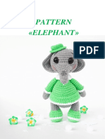 VENELOPATOYS. Elephant, Ingles