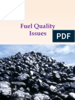 5. Fuel Quality Issues
