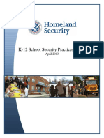 K-12 School Security Practices Guide