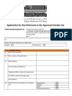 Application Form - Ashghal