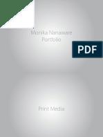 Monika Nanaware Portfolio