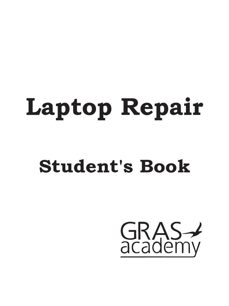 Laptop Repair: Student's Book