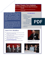IAOP Newsletter - Chairman Australia Zia Qureshi
