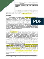 Tema 1 - La Geografía Política en Los Contextos Educativos y Sociales - Copia