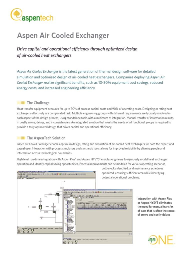 Air Cooled Type Heat Exchanger Heat Exchanger Heat