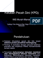 Ketuban Pecah Dini (KPD).ppt