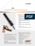 i Flex Eca Surface Probe Specifications Sheet