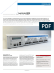 PRX Traffic Manager