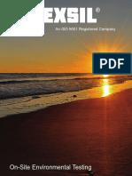 DEXSIL 2015 Catalog