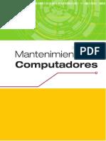 Ensamblaje y Mantenimieto de Computadoras