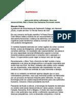 Psiquiatria bioeletrônica - Marcelo Gleiser