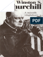 Winston S Churchill - A Második Világháború 1