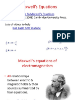 Maxwell's Equations.pptx