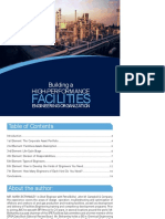 High Performance Facilities Engineering Organization Final May 14 2015 MEB