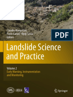 Landslide Science and Practice Volume 2