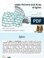 Calculate Igloo 2nd Ver.