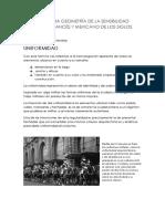 Lectura de Una Geometría de La Sensibilidad Urbanismo Francés y Mexicano de Los Siglos Xviii y Xix