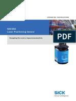 NAV350 Operating Manual