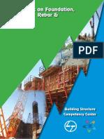 Handbook Foundation Form Work Rebar Concrete