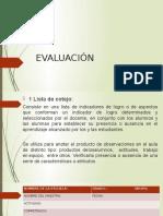 Intrumentos de Evaluacion Dispositivas