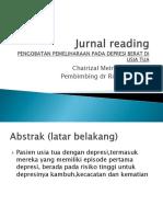 Jurnal Reading. Jejen