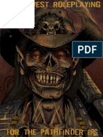 Weird West Roleplaying for the Pathfinder Rpg