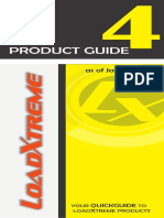 LOADXTREME PRODUCT GUIDE 2017
