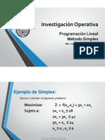 Clase 4 - MPL - Simplex