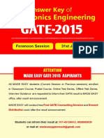 EC Forenoon 31st January Updated 2015