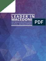 LEADER in Macedonia - Reimagining Local Rural Development