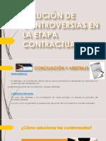 7. Solución de Controversias en La Etapa Contractual (1)
