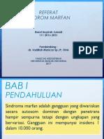 PPT-SINDROMA-MARFAN