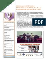 Actividades Hasta Marzo CPC SOCIEMUNP 2017