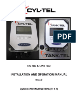 R-pramarketingliteraturemanuals20544482 Cyl-tel3tank-Tel3 User Manual - Rev 2
