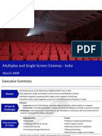 Multiplex and Single Screen Cinemas India Sample 090625070013 Phpapp01