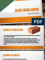 Ladrillos King Kong