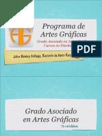 Grado Asociado en Artes Gráficas/Diseño Gráfico@John Dewey