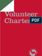 Comhlámh's Volunteer Charter