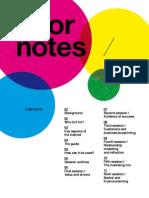 Tutor Notes