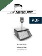 Manual de Usuario LS21530EC
