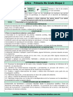 Plan 4to Grado - Bloque 2 Ciencias Naturales (2016-2017).doc