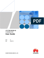 Lte Tdd b2328-42 User Guide
