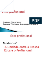 Slide5 Modulo v Ética Profissional